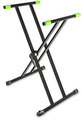 Gravity KSX 2 / Keyboard Stand Double X-Form (black)