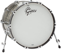 Gretsch Bass Drum 22'x14' (Oyster Grey)