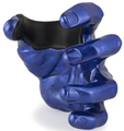 Grip Studios Guitar Grip - Male Hand - Blue Metallic (left)
