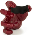Grip Studios Guitar Grip - Male Hand - Red Metallic (right)