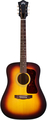 Guild D-40E (antique burst - with LR Baggs Pickup)