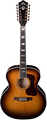 Guild F-512E Maple - 12 String ATB (antique burst - with D-TAR Multi-Source Pickup)