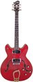 Hagstrom HS-VIKP Viking P Wild Cherry Transparent