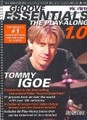 Hal Leonard Groove Essentials I / The Playalong Book (en)