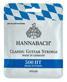 Hannabach Classical Guitar Strings 500HT (high tension)