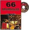 Hapke 66 Drumsolos for the Modern Drummer Tom Hapke (incl. CD)