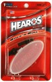 Hearos Earplugs 'Rock 'n Roll' (2 pieces - keychain case included)