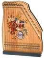 Hopf Akkordzither 100/3 (brown)
