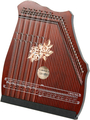 Hopf Akkordzither 100/5 (brown)