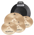 Istanbul XIST Cymbal Set of 4