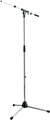 K&M 210/9 Microphone Stand (chrome)