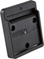 K&M 44060 Adapter for product holder (black)