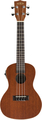 Kala Mahogany Ply Concert Ukulele with EQ (satin finish)