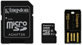 Kingston microSDXC-Karte Mobility Kit UHS-I 64 GB