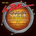 La Bella 767-6S Bass VI Stainless Rounds (.026-.095)