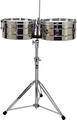 Latin Percussion 256-S Tito Puente (13' & 14', Stainless)