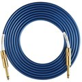 Lava Cable Un-Coil (metallic blue - 3m)