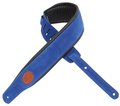 Levys MSS2S-ROY Signature Strap (suede leather royal blue)