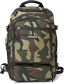 Magma-Bags Digi DJ-Backpack (camo-green)