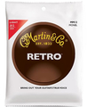Martin Retro Monel Strings (light / .012-.054)