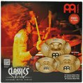Meinl Complete Extreme Metal Cymbal Set CC-EM480