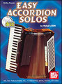 Mel Bay Easy accordion solos