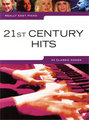 Music Sales 21st Century Hits / Really Easy Piano Songbücher für Klavier & Keyboard