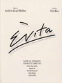 Music Sales Evita Webber Andrew Lloyd / Musical Vocal Selection Songbuch Klavier