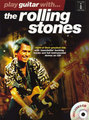 Music Sales Play Guitar with the Rolling Stones (incl. CD)