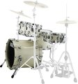 Natal Birch Shellset Fusion 20 (White Metallic)