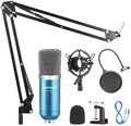 Neewer NW-7000 USB / 4-in-1 Microphone Kit (blue)