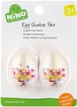 Nino Egg Shakers (transparent - 2 pieces)
