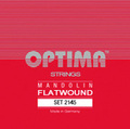 Optima Flatwound Heavey (.012 -.033)