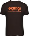 Orange Classic T-Shirt (Brown M)