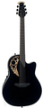Ovation 1778TX-5GSM Elite TX Mid Depth (black spalted maple)