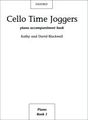 Oxford University Press Cello Time Joggers Vol.1 Blackwell Kathy & David / First Book of very easy pieces