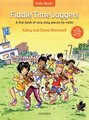Oxford University Press Fiddle Time Joggers - Violin Book 1 / Blackwell, Kathy (incl. CD)