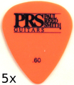PRS Delrin Std Orange (.60 - 5 pieces)
