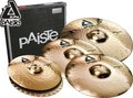 Paiste Alpha Brilliant METAL SET 14/17/18/20 Beckenset
