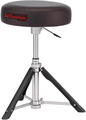 Pearl D-1500 RGL Roadster Drummer's Throne (round seat, gas lift height adjustment) Drum Stools & Thrones