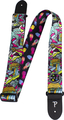 Perri's 2' Maui and Sons Printed Seatbelt Guitar Strap (pop) Guitar Straps