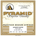 Pyramid Superior Quality / Phosphor Bronze Strings (extra light / .010-.047)