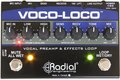 Radial Voco-Loco Effects Switcher