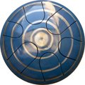 Rammerdrum Disco Harmonico 9x3' - 6 Notes Blue: G A C D E G