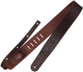 Richter Contour Croc Brown Guitar/Bass Strap 1487