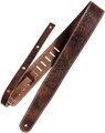 Richter Contour Leaves  Natur Guitar/Bass Strap 1497
