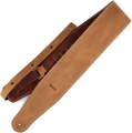 Richter Contour Waxy Suede / Guitar Strap (natural) Каишки за китара