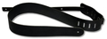 Richter Punch Black / Guitar / Bass Strap Gitarren-Gurt
