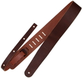 Richter Punch Brown / Guitar / Bass Strap Gitarren-Gurt