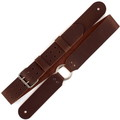 Richter Ring / Guitar Strap / Bass Strap (brown) Gitarren-Gurt